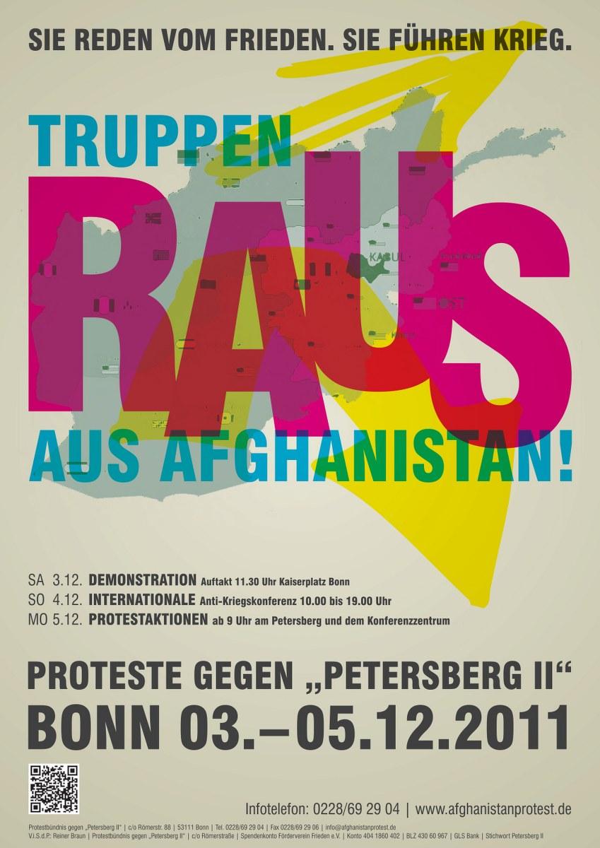 Plakat Bonn